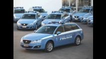 Seat Exeo ST Polizia Stradale