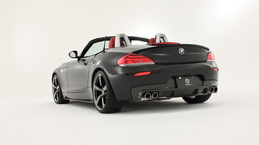 BMW Z4 by 3D Design [video]