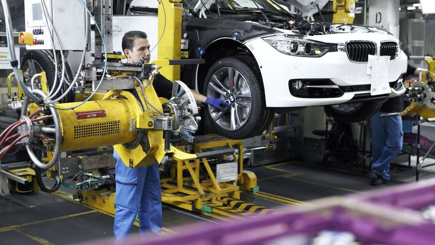 BMW Rusya'da yeni bir fabrika açabilir