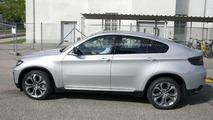2012 BMW X6 spy photo - 9.9.2011