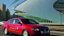 Concept Car Passat TSI EcoFuel
