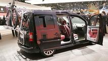 Volkswagen Caddy Life Edition at Geneva
