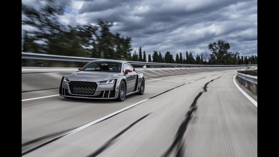 Audi TT, la clubsport e la