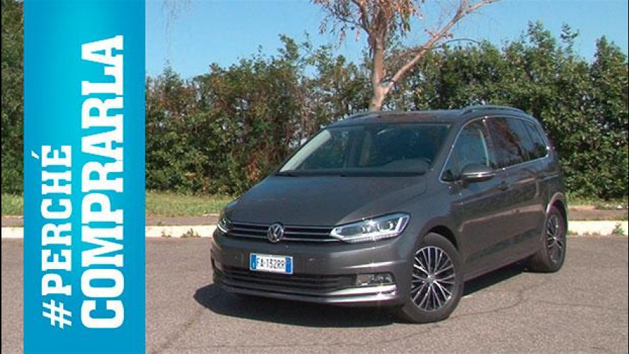 Volkswagen Touran, perché comprarla... e perché no [VIDEO]