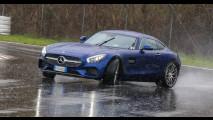 """Mercedes-AMG GT, un drago senza """"ali"""" [VIDEO]"""