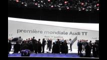 Audi al Salone di Ginevra 2014