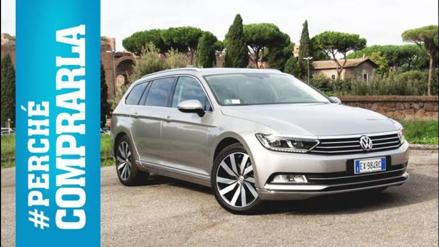 Volkswagen Passat Variant , perché comprarla... e perché no [VIDEO]