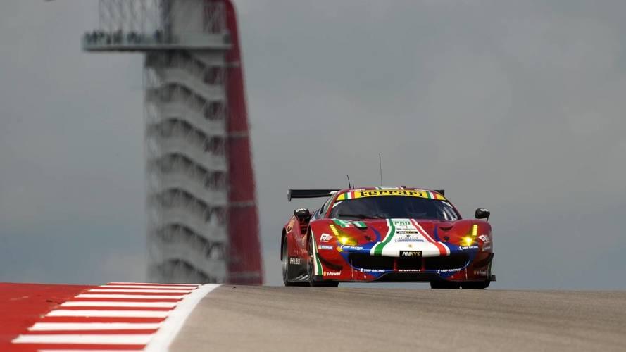 Ferrari 488 GTE confirmed for Autosport International