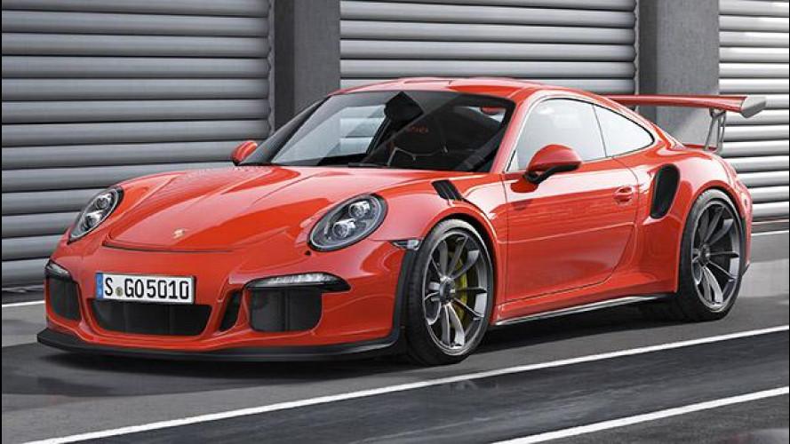 Nuova Porsche 911 GT3 RS, il mito ritorna