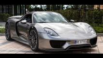 Edo Competition ordina tre Porsche 918 Spyder