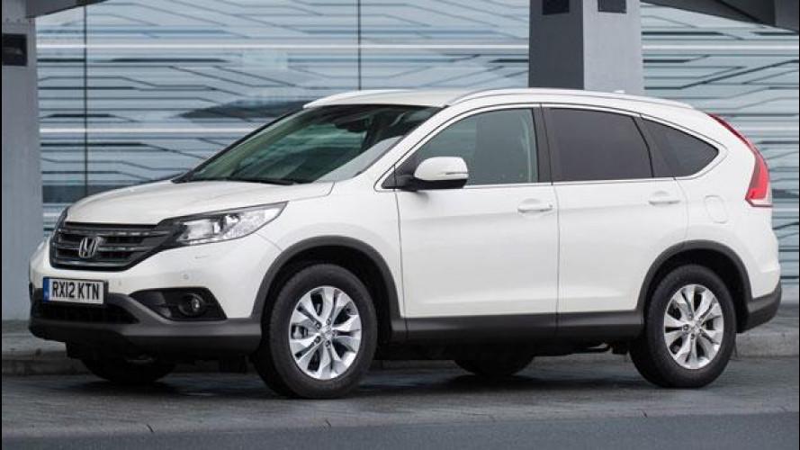 Honda CR-V 1.6 i-DTEC arriva in Europa