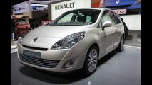 Renault Scenic al Salone di Ginevra 2009