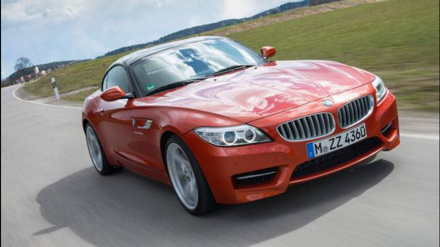 BMW Z4 restyling: le novità più importanti sono sotto il cofano