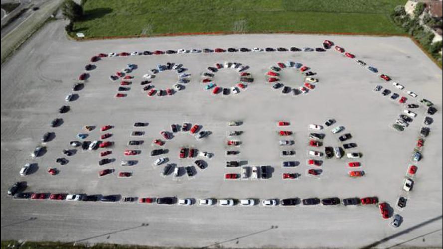 Mille Miglia 2012, al via la trentesima rievocazione della