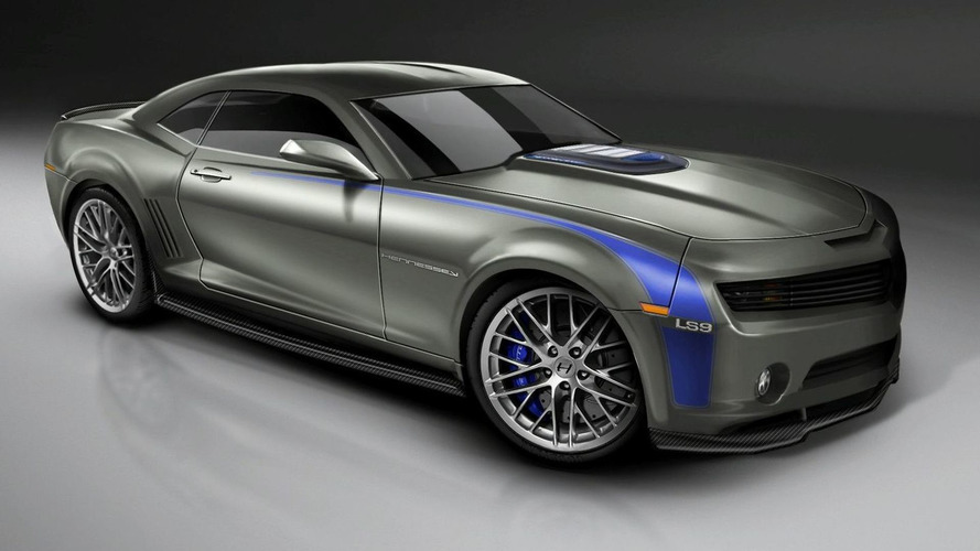 Hennessey 2010 HPE700 Camaro Production Commences [Video]