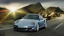2011 Porsche 911 Turbo S Revealed with 530 bhp