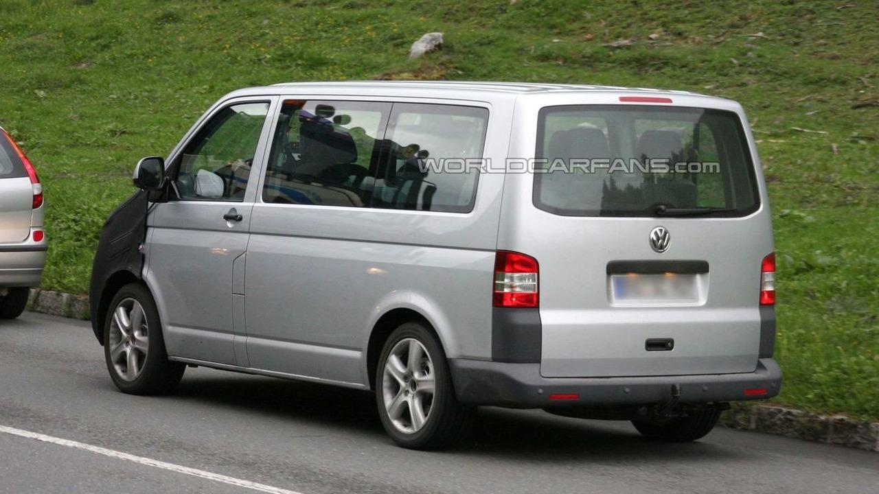 VW Multivan T5 4Motion Edition 25 HD - YouTube