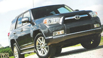 2010 Toyota 4Runner leaked photos - 1043