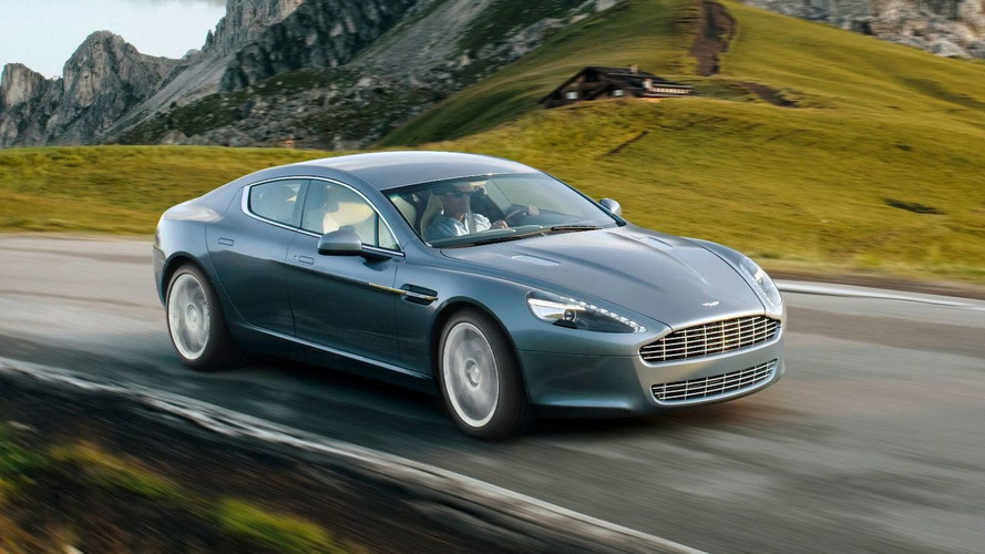 Aston Martin Rapide U.S. Pricing Starts at $199,950