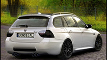 BMW M3 Touring Artists Rendering