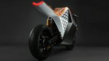 Mission One electric sport bike