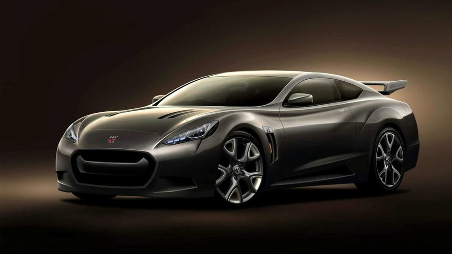 2013 Nissan GT-R Hybrid To Use Electric Powertrain from Infiniti Essence