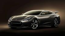 2013 Nissan GT-R Hybrid artist rendering