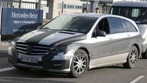 2010 Mercedes R-Class Facelift 04.12.2009