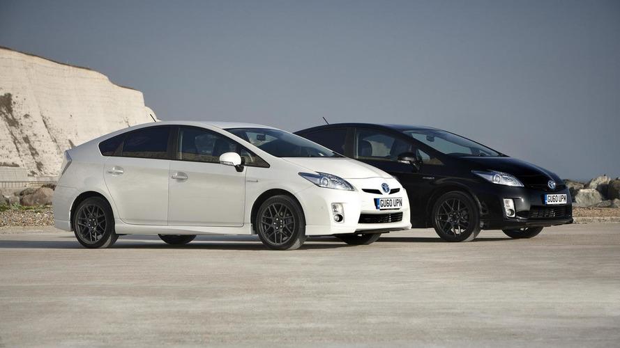 Toyota announces Prius X special edition (UK)