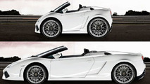 The supercar Shrinker - Lamborghini Gallardo