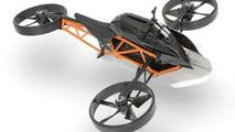 KTM ascender flight vehicle