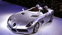 Mercedes McLaren SLR Stirling Moss in Detroit