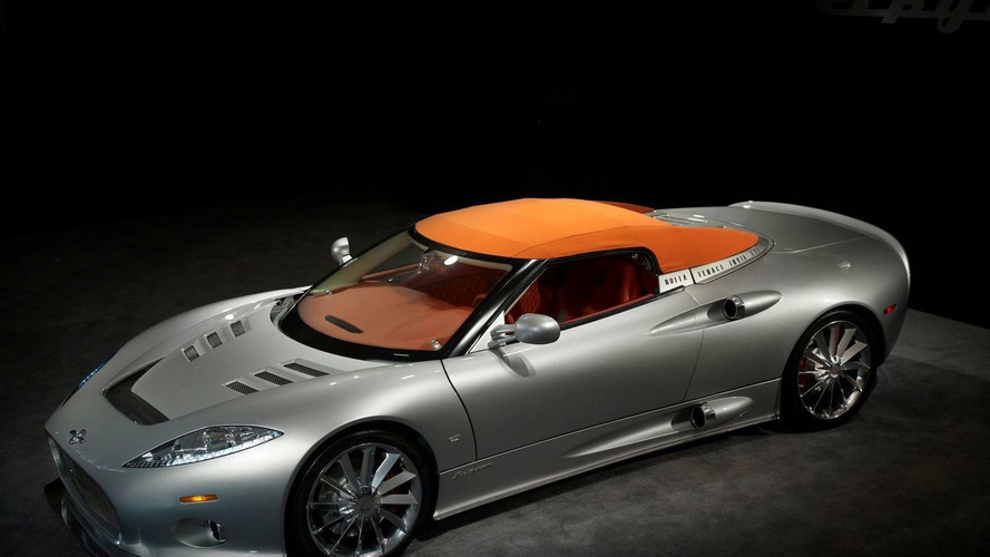 U.S. private equity firm buys Spyker cars