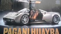 Pagani Huayra leaked photos, 1024, 22.01.2011