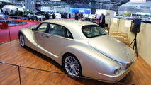 Bufori Geneva Luxury Saloon Launched in... you guessed it, Geneva