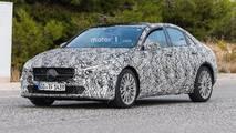 2019 Mercedes A-Serisi Sedan casus foto