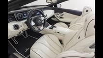 Brabus Mercedes S65 Cabrio Rocket 900