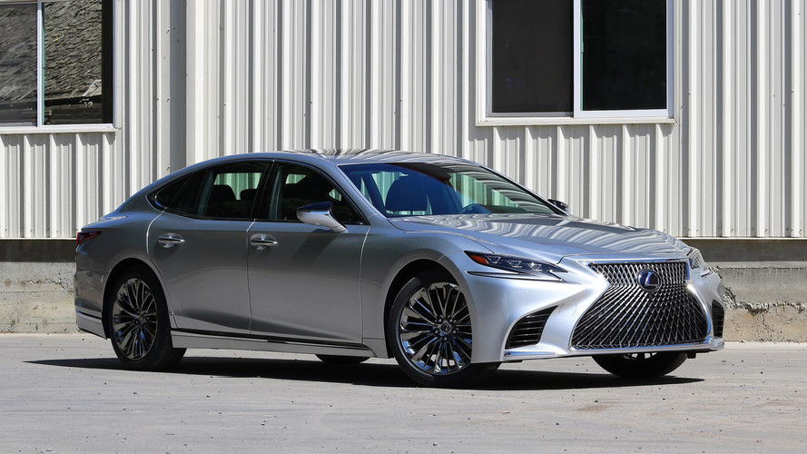 2018 Lexus LS 500 First Drive: Continuing To Evolve Luxury