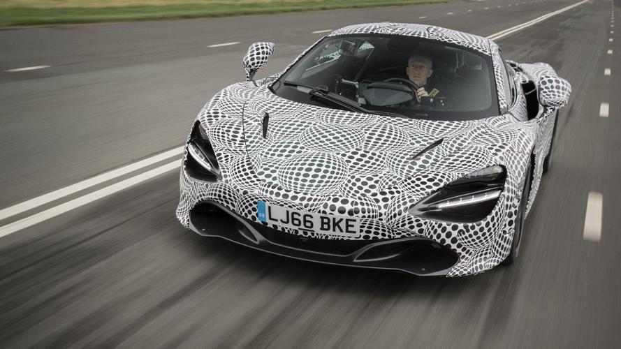 McLaren BP23 Prototipo, el superdeportivo británico del futuro