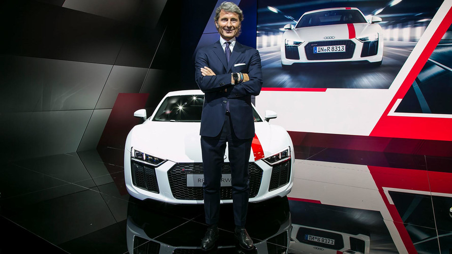 Audi se plantea producir un nuevo hiperdeportivo