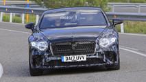 2018 Bentley Continental GT kamuflajını döküyor