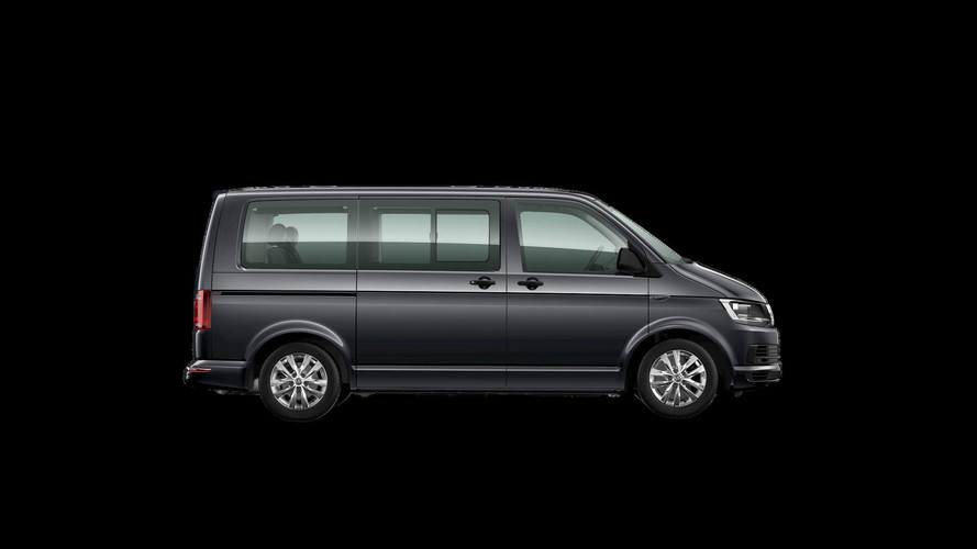 Volkswagen Multivan The Original 2018, solución familiar