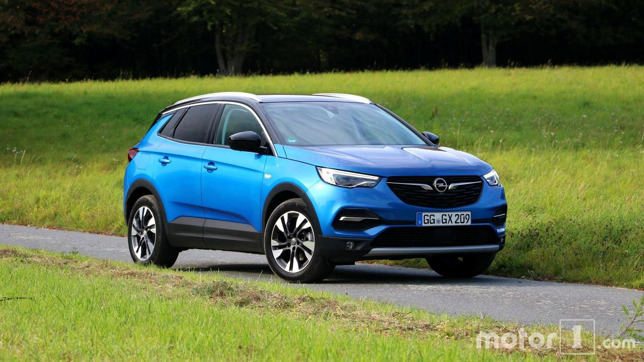 opel grandland x actualit s et essais france. Black Bedroom Furniture Sets. Home Design Ideas