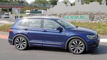 VW Tiguan R Audi RS Q3 Spy Shots