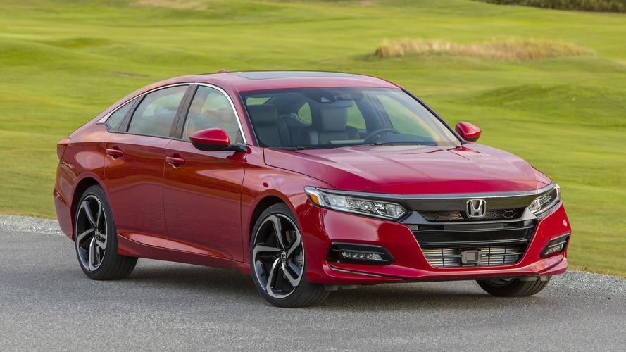 Novo Honda Accord é eleito Carro do Ano 2018 nos EUA