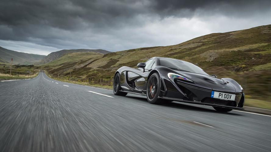 Believe It Or Not, The McLaren P1 Is Already Five Years Old