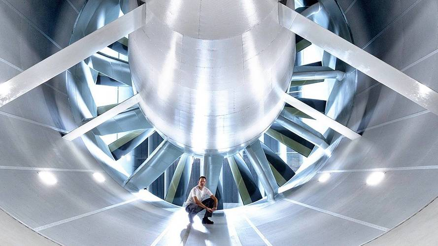 New Volkswagen wind tunnel is more than just hot air