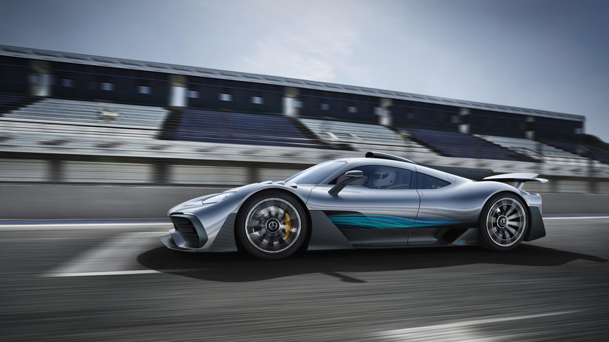AMG Says Project One Could Be Fastest Car Ever On The Nürburgring