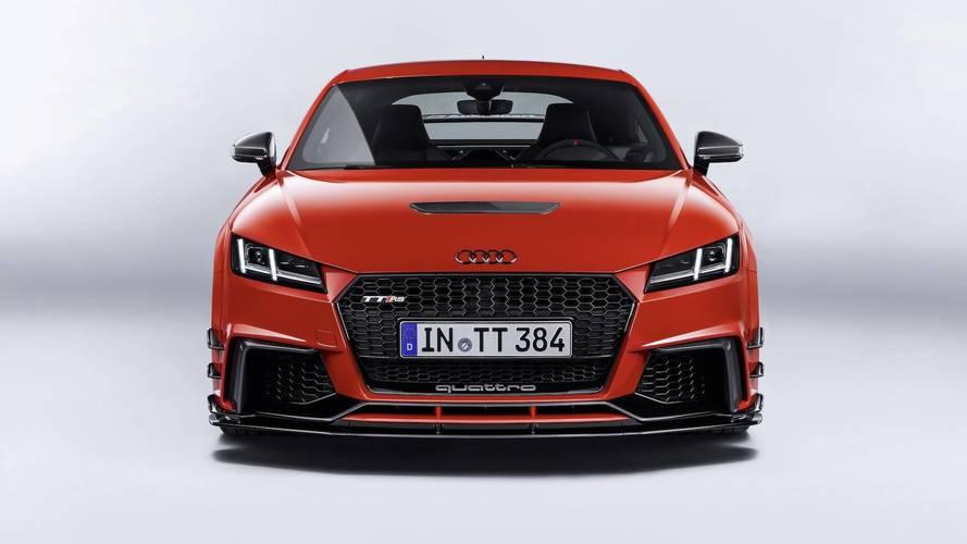 A SEMA kiállításon debütál az Audi TT Clubsport Turbo tanulmány