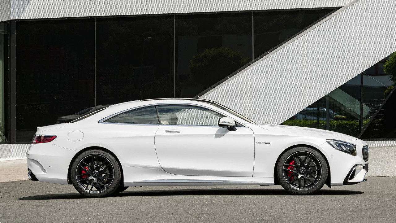 Mercedes benz s class coupe reveals its frankfurt facelift for Mercedes benz s63 amg coupe price